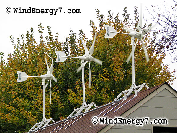 Alternative Energy and Fuel News: Inexpensive residential wind turbine
