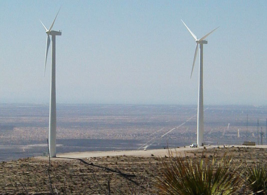 texas wind energy hueco wind ranch