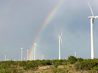 Texas Home Wind Turbine