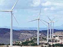 Van Horn Texas Wind Energy