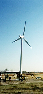 wind energy school district